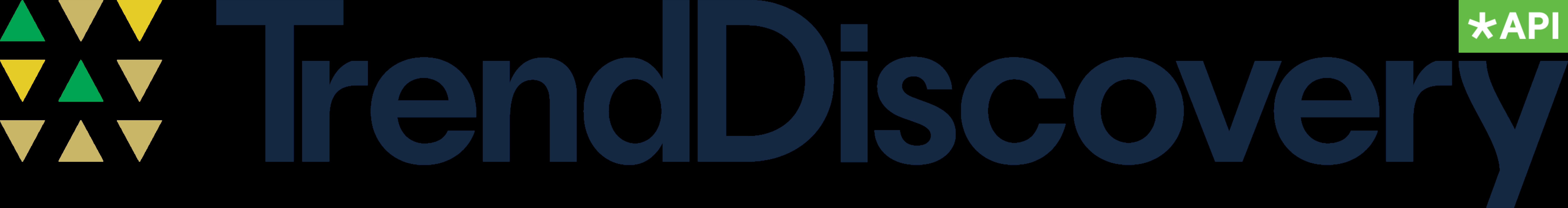 TrendDiscovery API